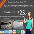 Garage Doors Repair Garland