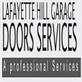 Lafayette Hill Garage Doors Services