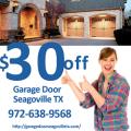 Garage Door Seagoville TX
