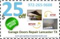 Garage Doors Repair Lancaster