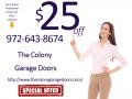 The Colony Garage Doors