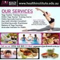 Health Institute Australia | Online Yoga Teacher Training Course