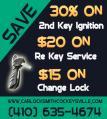 Car Locksmith Cockeysville
