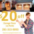 Garage Door La Porte