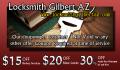 Locksmith Gilbert AZ
