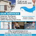Commercial Painting Services Dandenong | GPD PAINTING SERVICES