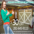 Garage Doors Repair Baytown