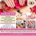 Pamper Me Nail Spa | Nail Salon in Wildwood