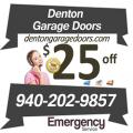 Denton Garage Doors