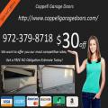Coppell Garage Doors