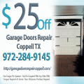 Garage Doors Repair Coppell