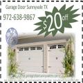 Garage Door Sunnyvale TX