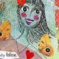 Original & Custom Angel Paintings & Prints