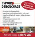Espoir Débouchage
