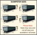 Maywood Dumpster Rental