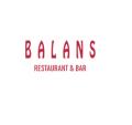 Balans Restaurant & Bar, Brickell