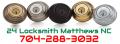 24 Locksmith Matthews NC