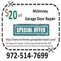 Mckinney Garage Door Repair