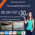 Garage Door League City