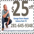 Garage Doors Repair Galena Park