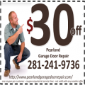 Pearland Garage Door Repair