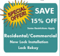 Emergency Lock & Key