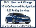 Car Key Dallas