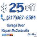 Garage Door Repair Mccordsville