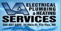 VA Services – Electrical Plumbing & Heating Contractors