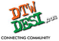 DTW Desi - Indian Community Detroit, Michigan