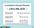 Locksmith Grand Prairie