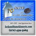 Locksmiths Mckinney TX