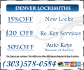 Locksmiths Denver