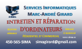 Services Informatiques Marc-André Girard