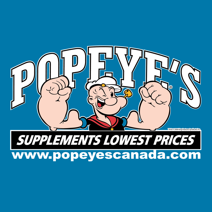 Popeye's Supplements Abbotsford