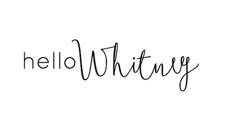 Hello Whitney