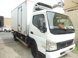 Yasin Khan Freezer Truck Dubai
