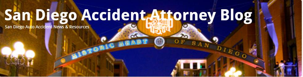 San Diego Accident Attorney Blog