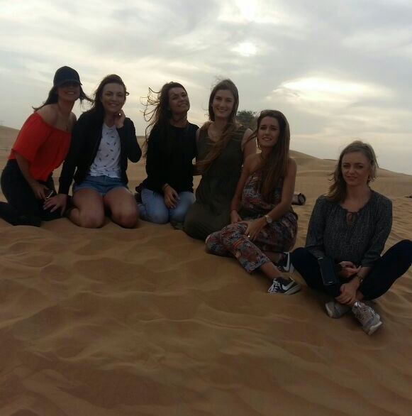 Adventure of Dubai desert safari