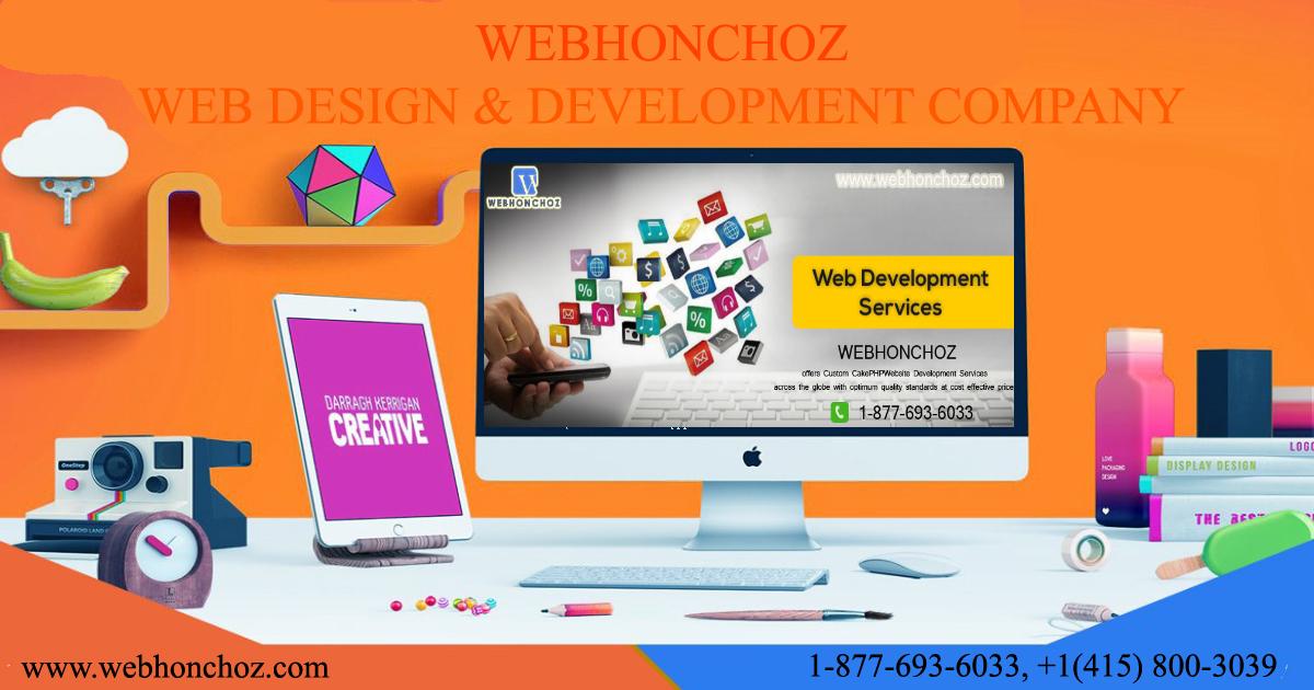 WEBHONCHOZ | Website Development Service