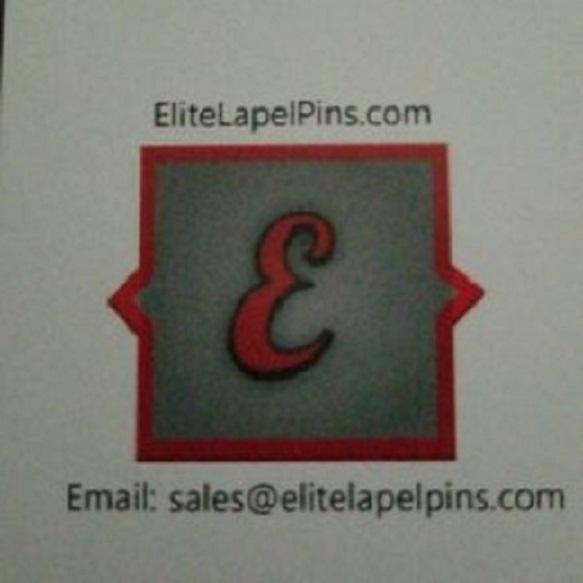 Elite Lapel Pins