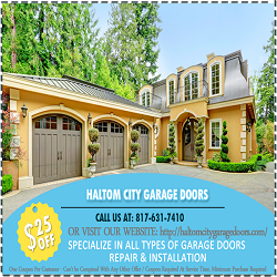 Haltom City Garage Doors