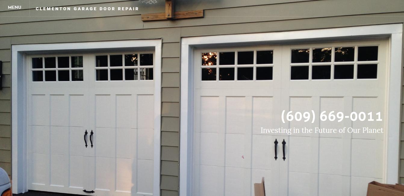 Clementon Garage Door Repair