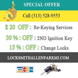 Locksmith Allen Park MI
