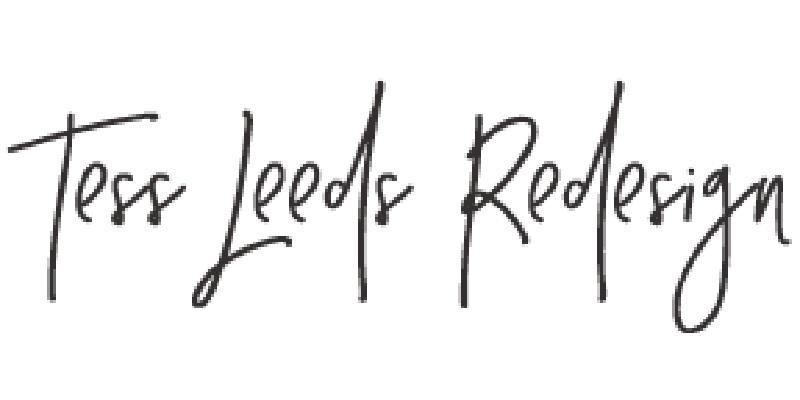 Tess Leeds Redesign