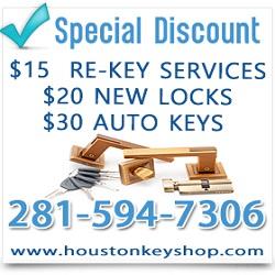 Houston Key Shop