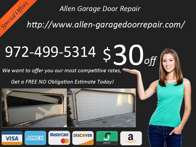 Allen Garage Door Repair
