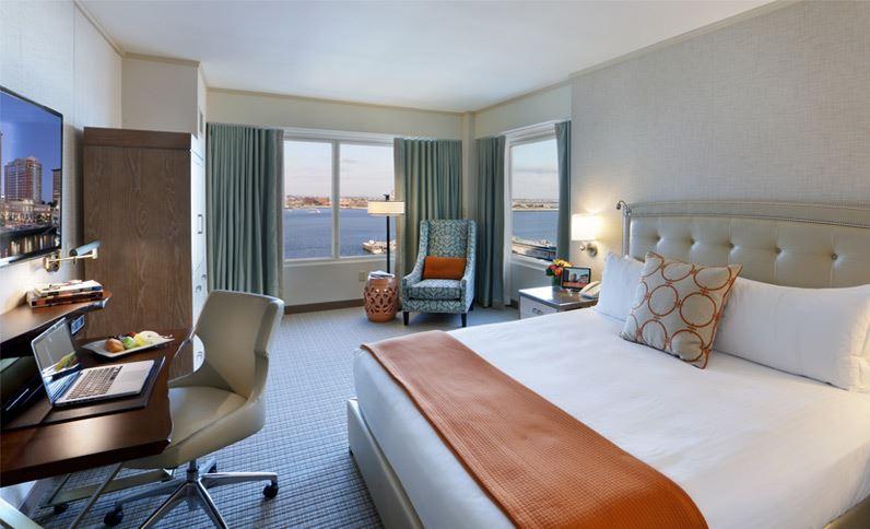 Seaport Hotel & World Trade Center