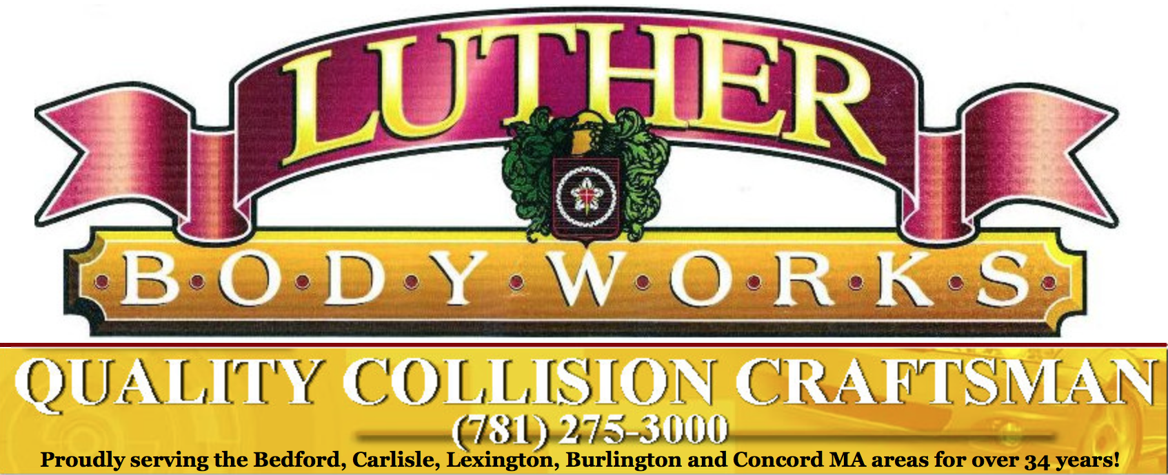 Luther Bodyworks Co