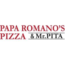 Papa Romano's Pizza & Mr. Pita